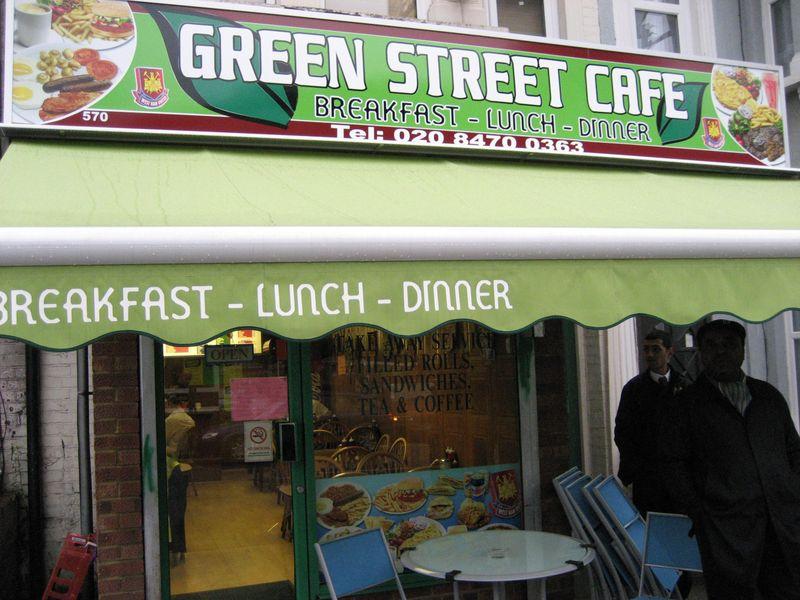 Greenstreet cafe 1