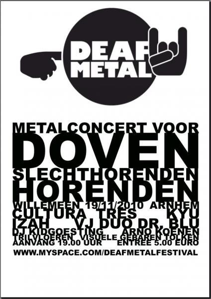 Deaf metal 1