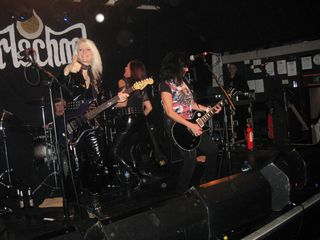BRENTFORD and GIRLSCHOOL 117