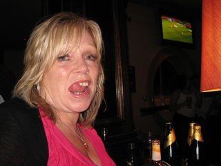 Belfast drunk