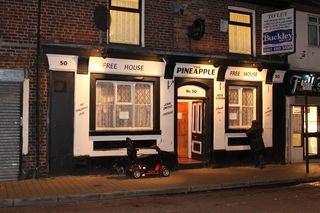 Stockport pub