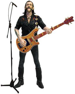 Lemmy figurine