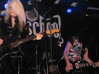 BRENTFORD and GIRLSCHOOL 137