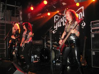 BRENTFORD and GIRLSCHOOL 192