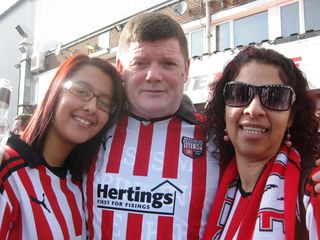 BRENTFORD and GIRLSCHOOL 046