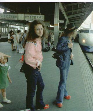 Purps trein