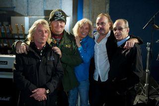 Quo reunion 2012