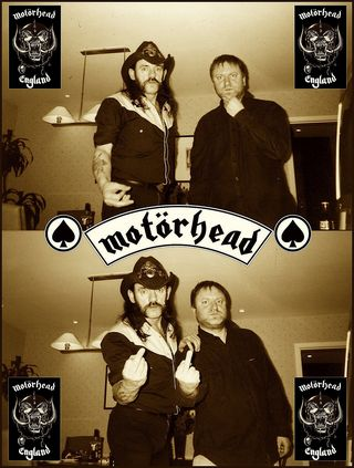 Lemmy & me copy