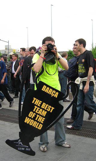 Champions League Final 2006 089
