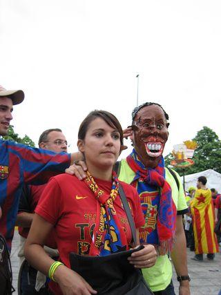 Champions League Final 2006 081