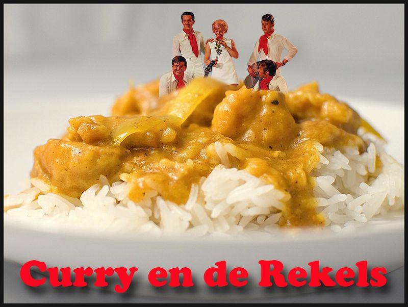 Curry en de rekels