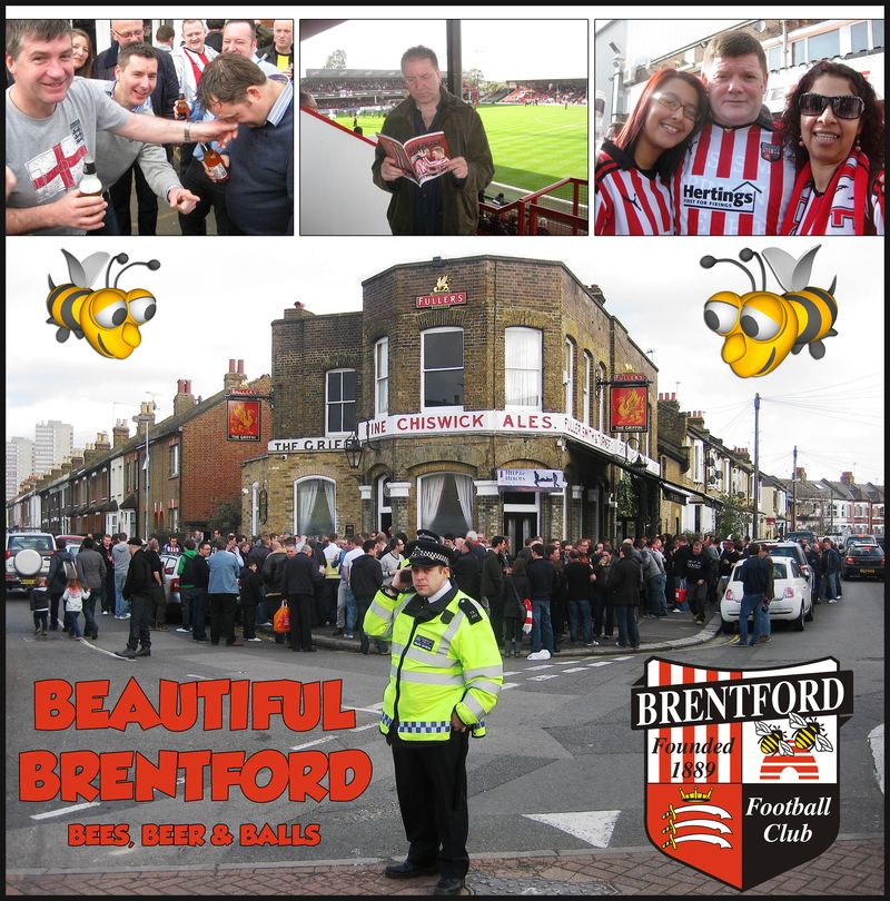 Brentford ad