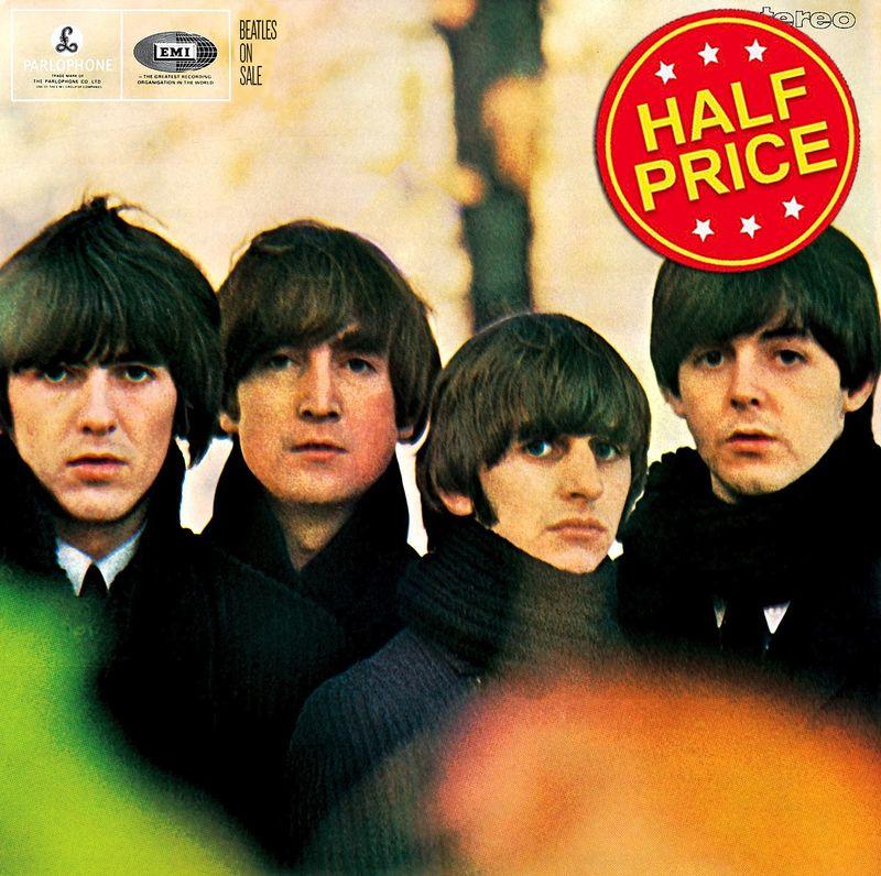 Beatles ANDERS laatste versie