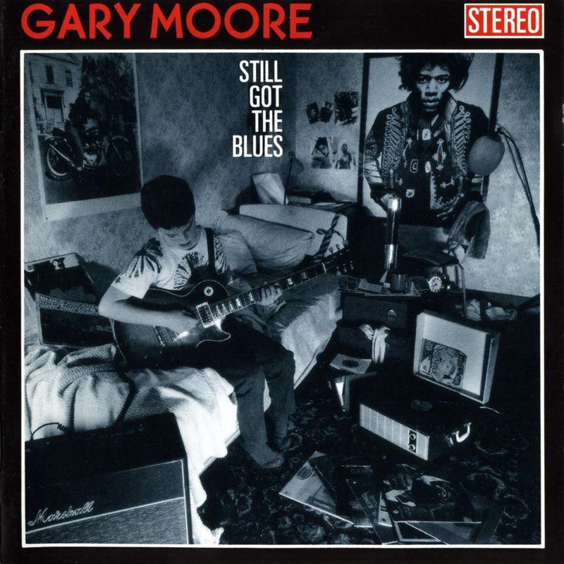 BW gary moore