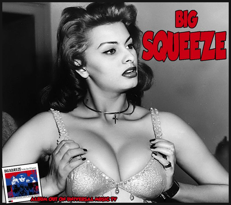 SQUEEZE ad