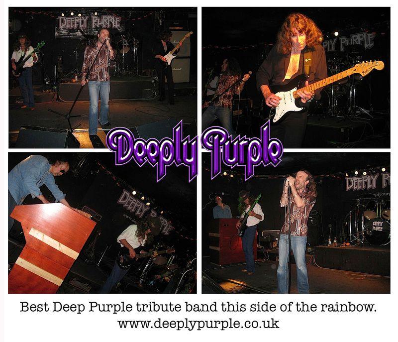 Deeply purple AD