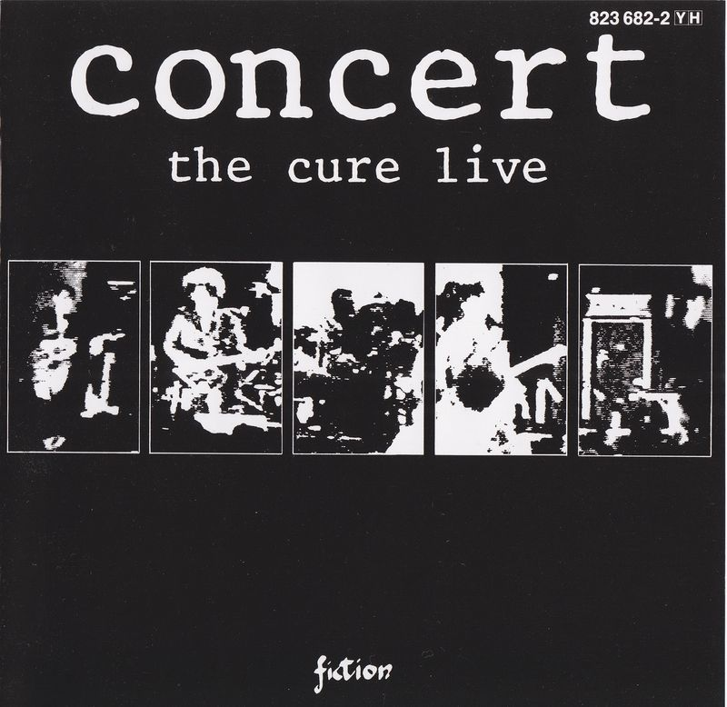 BW the cure copy