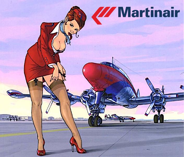 Martinair ad