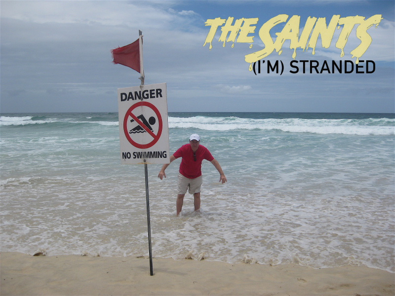 STRANDED THE SAINTS