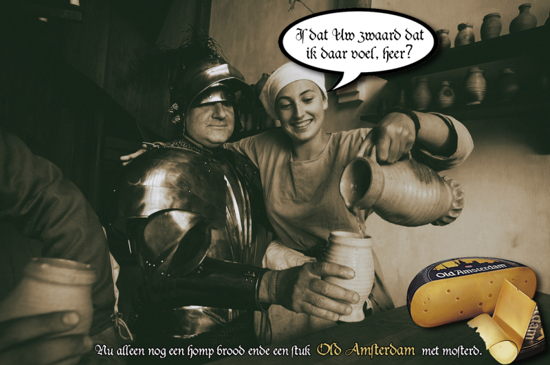 OLD AMSTERDAM AD