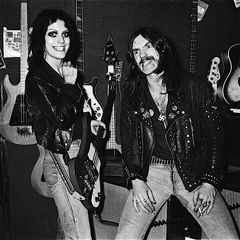 Gaye and lemmy