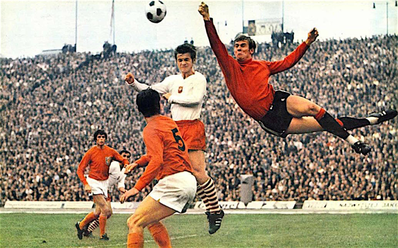 Polen nederland 1969
