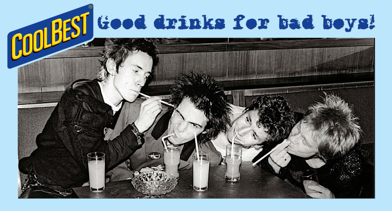 COOL BEST SEX PISTOLS FINAL AD