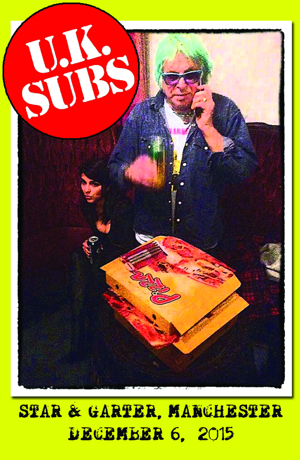 Uk subs manchester