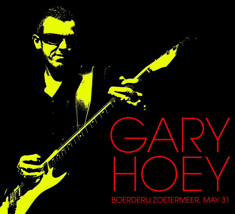Gery hoey poster