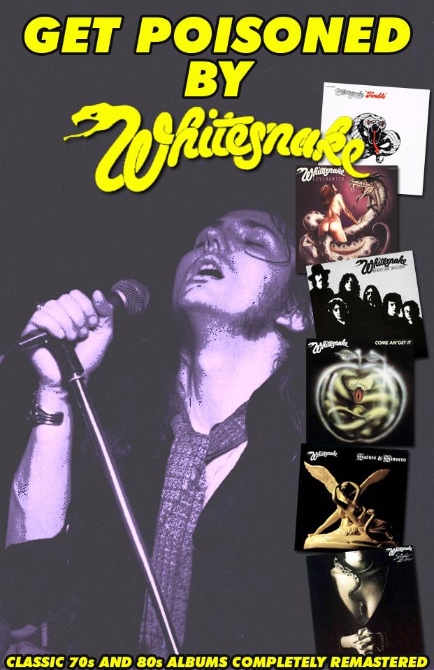 WHITESNAKE AD