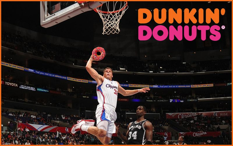 DUNKIN DONUTS AD