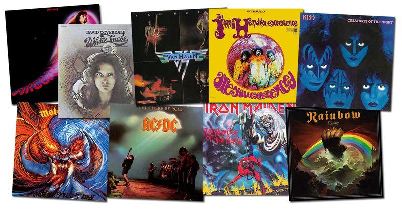 Rockalbums