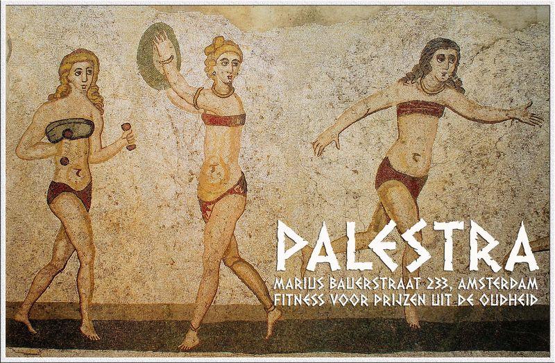 PALESTRA AD