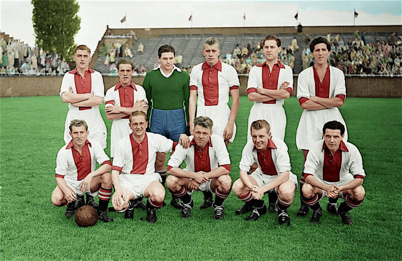 AJAX 1951