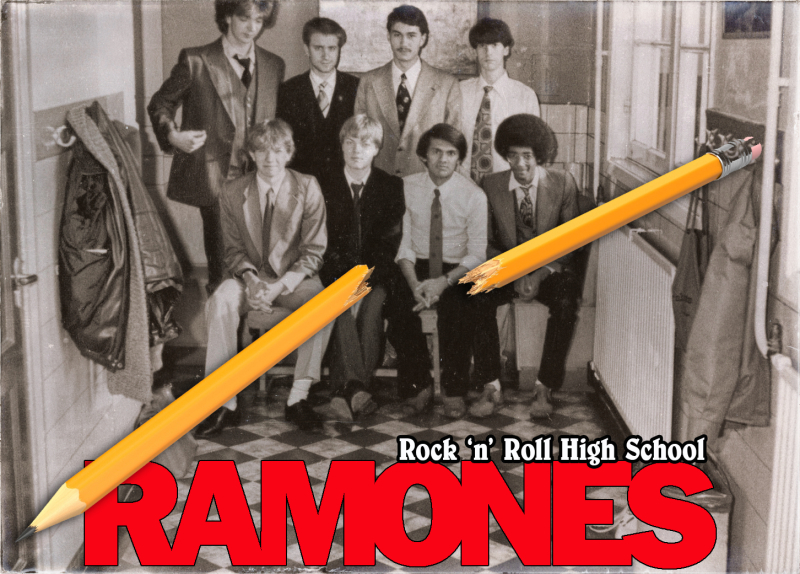 Ramones rock n roll high school 2