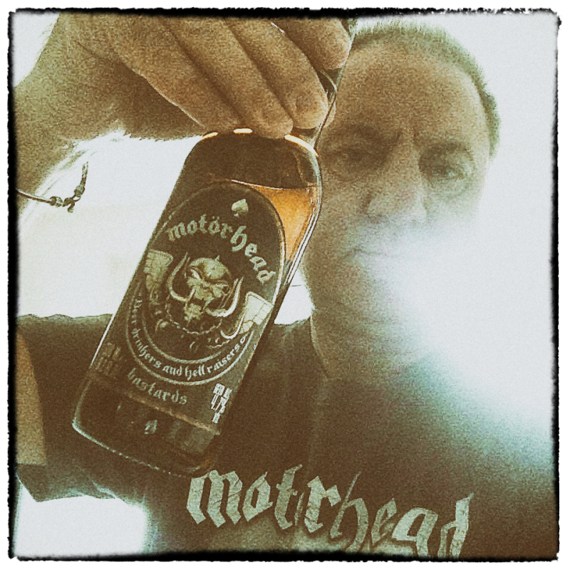 Motorhead beer copy