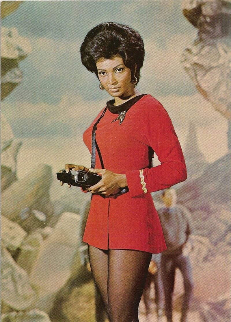 Uhura star trek