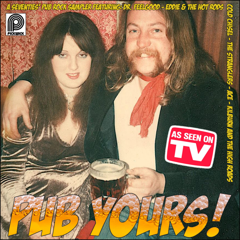 Pub yours LP copy
