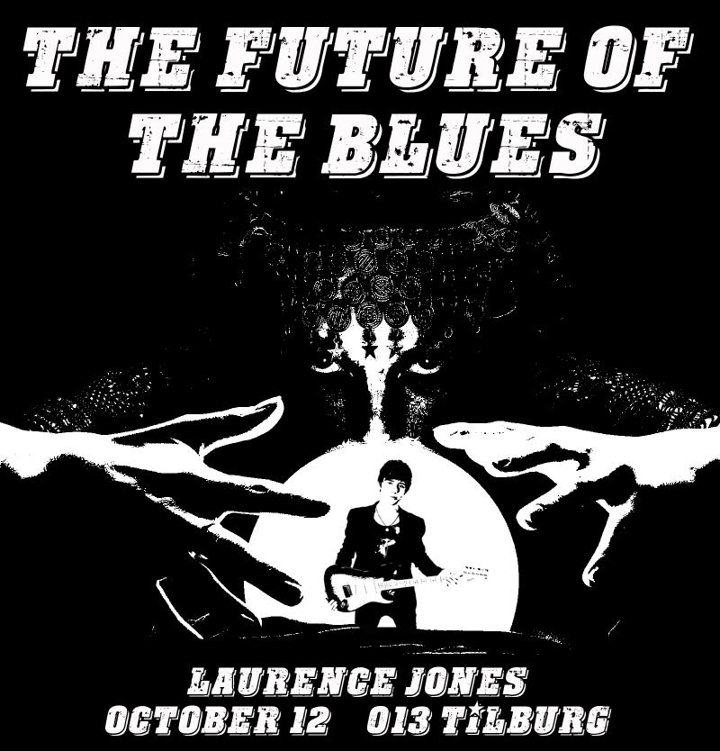 Lurence jones poster 2