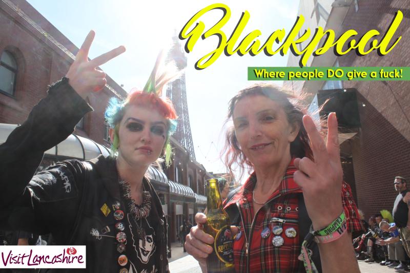 BLACKPOOL AD