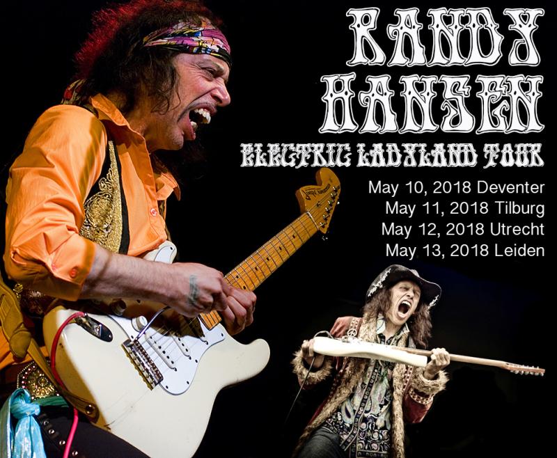 Randy hansen poster