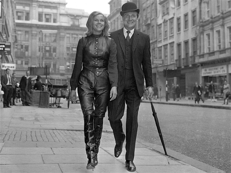 18 september 1963 honor blackman great titchfield street