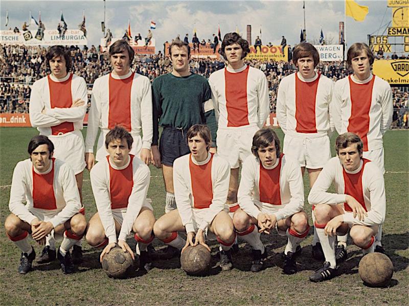 Ajax 1970s