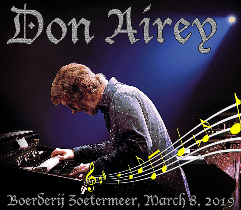 Don airey ad 2019