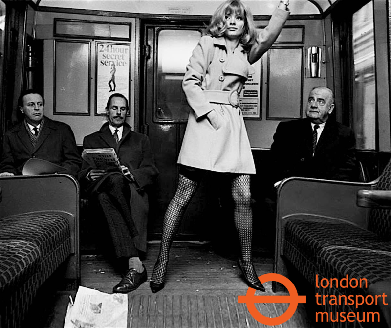 London transport ad