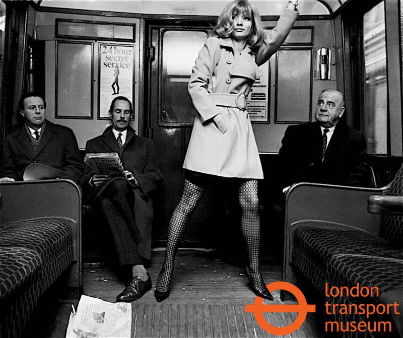 London transport ad