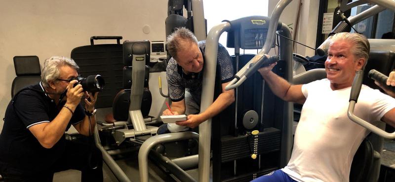 Dries gym