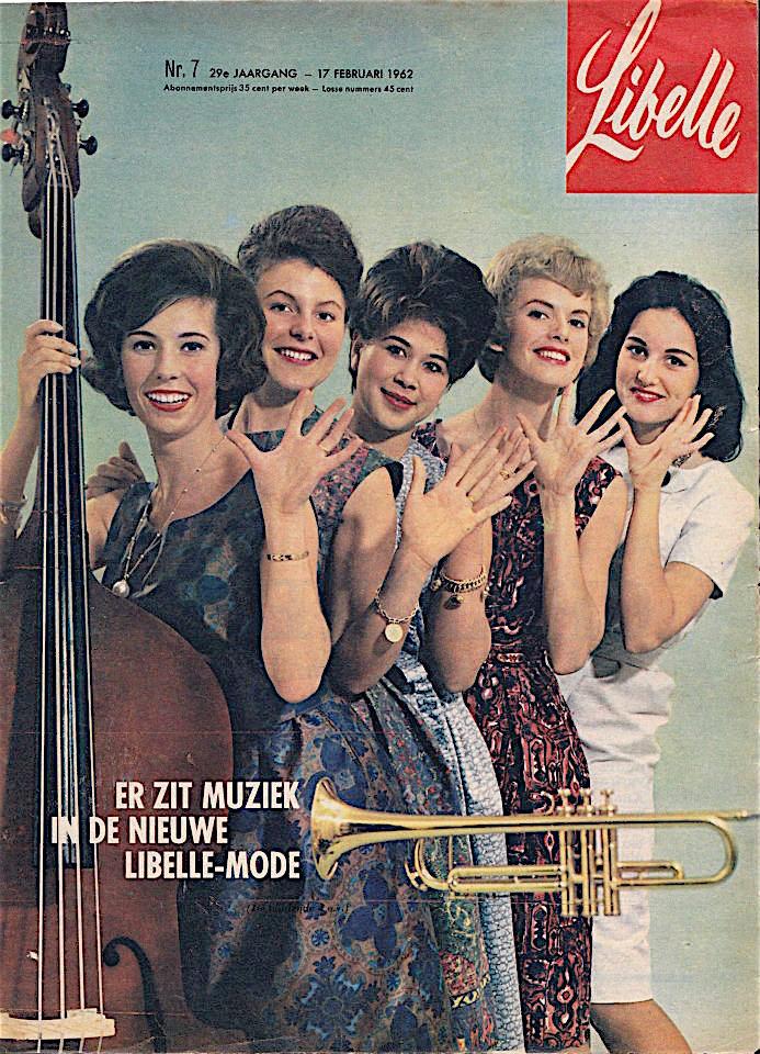 Libelle 1962 daisy bell