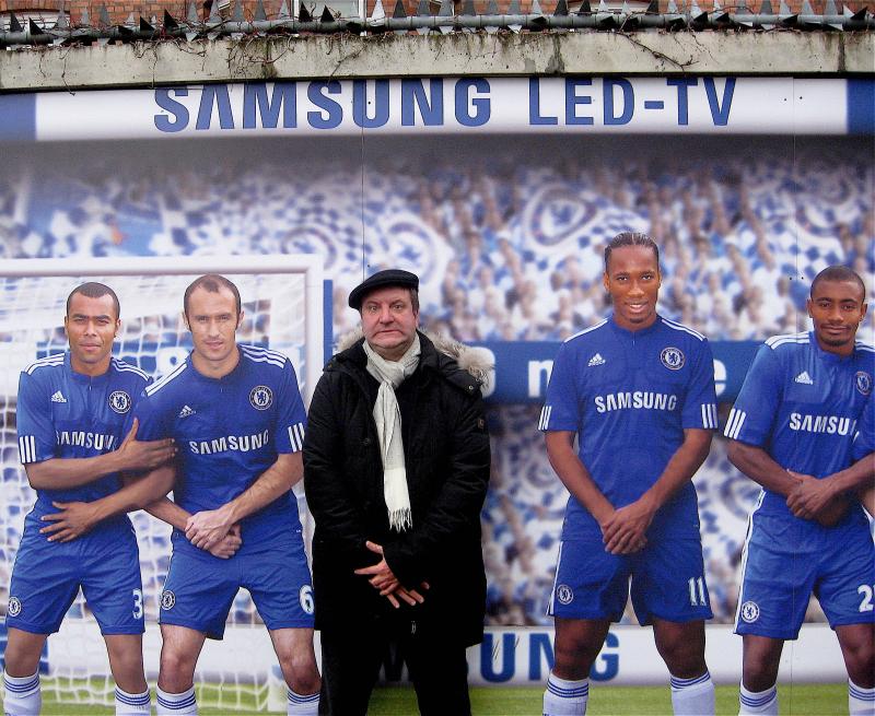 Chelsea fratsen