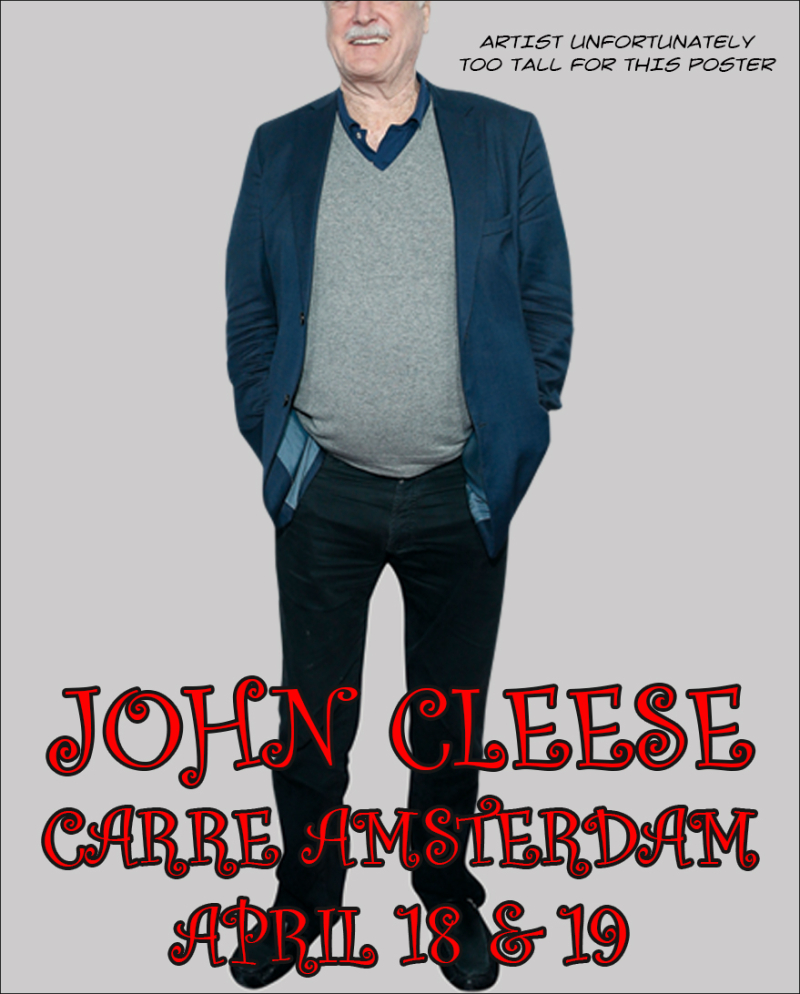 Cleese ad